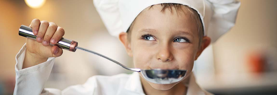 Scuola di cucina per bambini laboratori corsi academy for Corsi di cucina per bambini