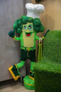 BRockolo, la mascotte di Corefood