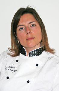 Corefood Team Chef Laura Rossi