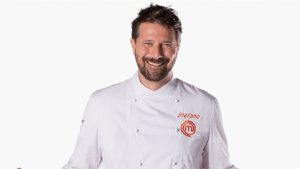 team Chef Corefood Celebrity Stefano Callegaro