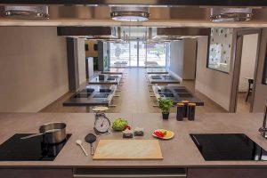 Location scuola di cucina